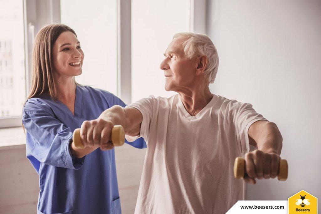 De ce să faci fizioterapie la tine acasă