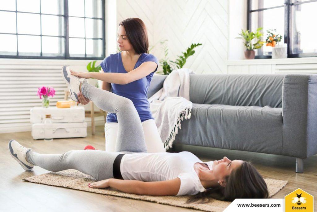 5 semne că ai nevoie de fizioterapie